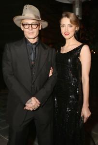 Johnny Depp and Amber Heard Ring Rumor